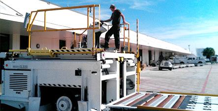 Ground Support Equipment Maintenance