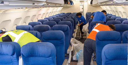 Aircraft Cleaning Jetstream Ground Services