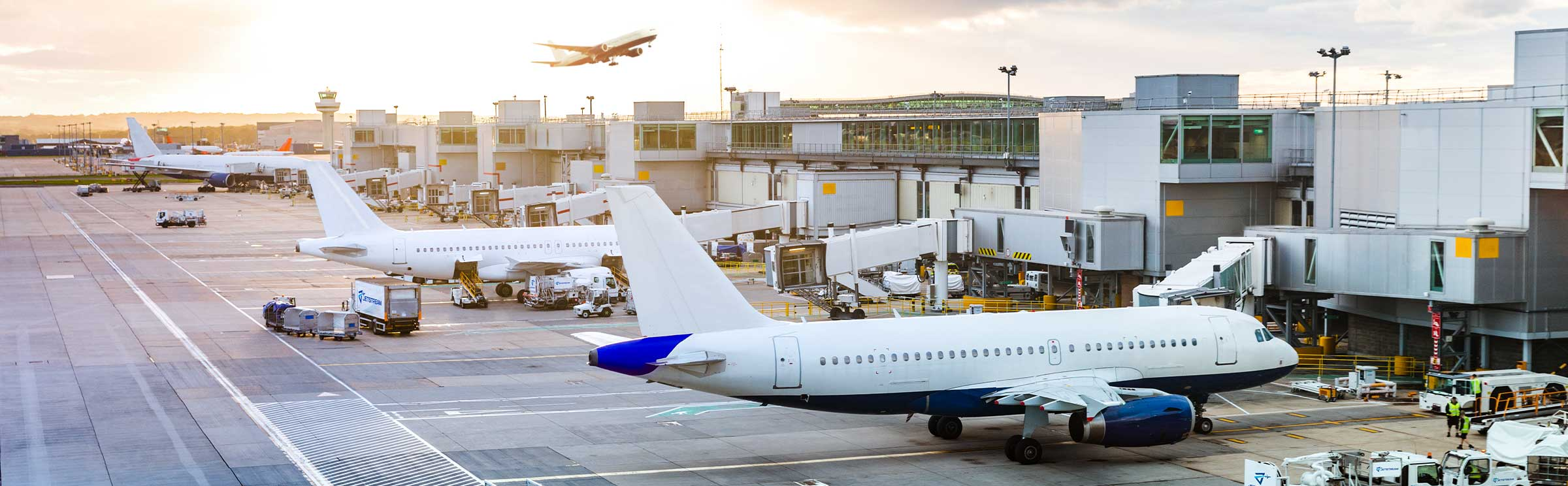 Jetstream Ground Services locations across America